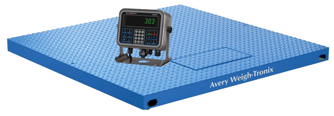 Ag Weigh Floor Scale