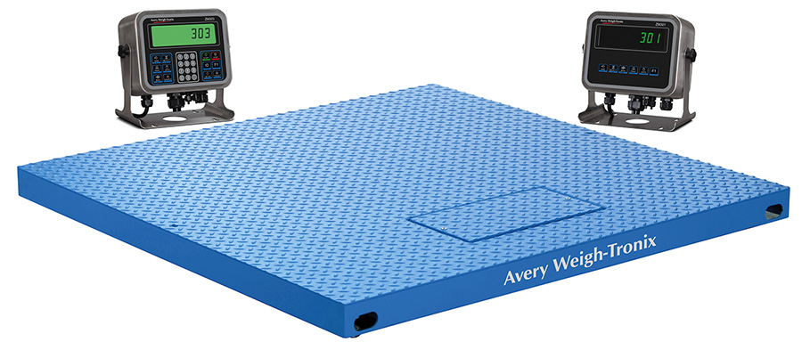 Avery Weigh-Tronix Prodec Zm303 zm301 floor scale pallet scale american made